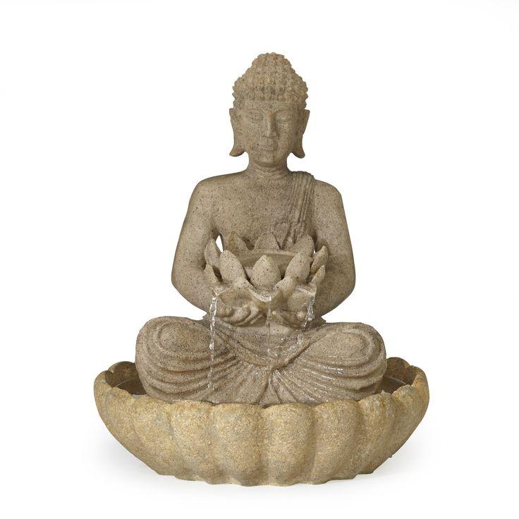 Les 25 meilleures id es concernant fontaine bouddha sur for Objets decoratifs salon