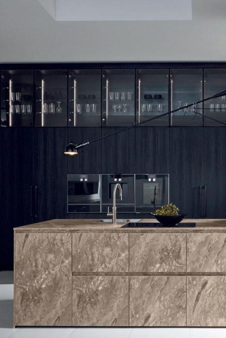 Top 10 Luxury Kitchen Ideas Agencement Cuisine Deco Cheminee