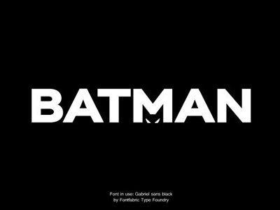 Batman is watching you!