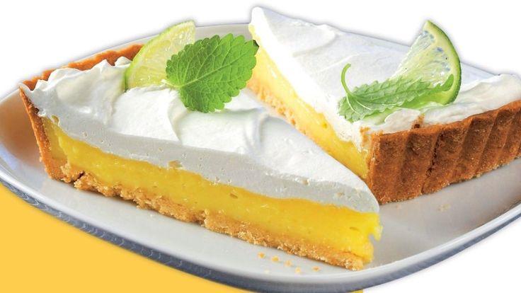 Limetkový koláč | Recepty.sk