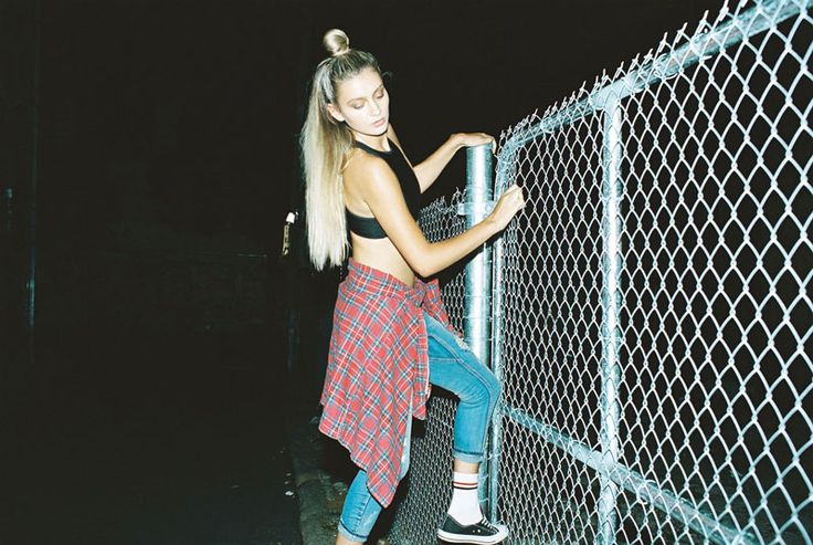 Liar the Label Summer 16 90s Grunge Fashion and Style  Shot in Newtown Sydney