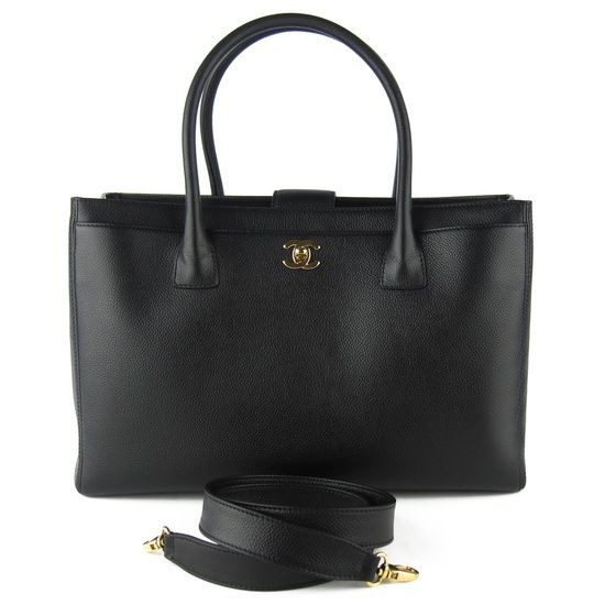Can't get enough of the Chanel Cerf Tote