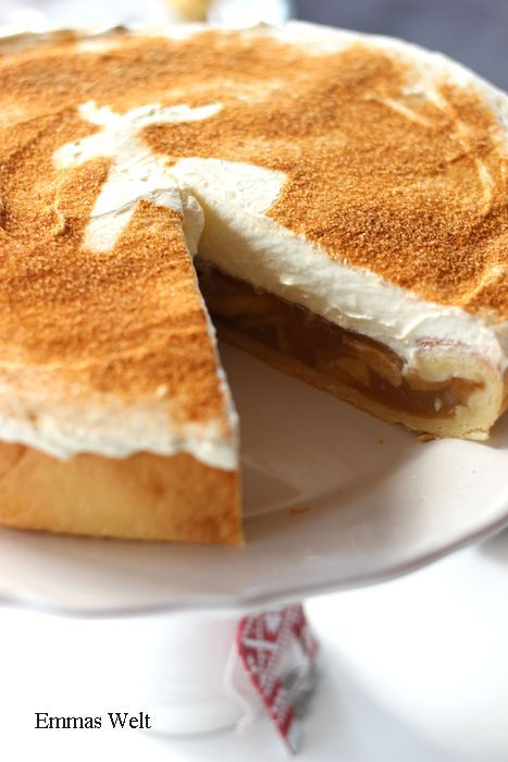 Emmas Welt: Apfel-Schmand-Kuchen