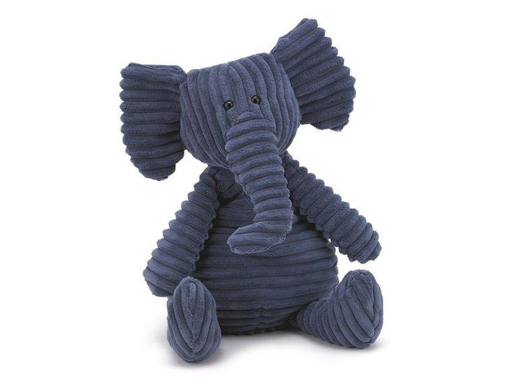 Mjuk elefant - Bonti