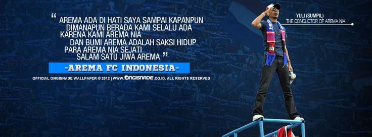 Yuli Sumpil (The Conductor of Arema)