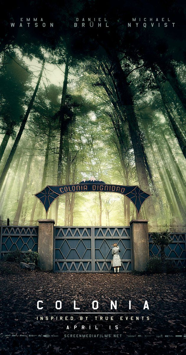 Colonia (2015) - IMDb