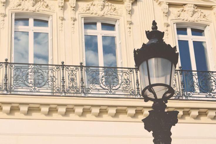 Paris. Champs élysées. ©Charlotte Olsson
