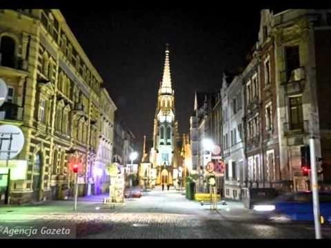 Katowice - miasto jedno na sto! (wczoraj i dziś) - YouTube