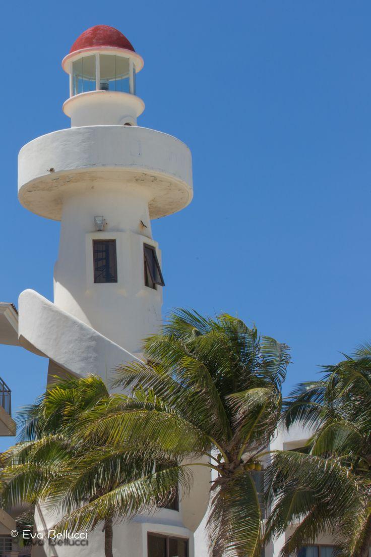 Playa del Carmen ve městě Quintana Roo