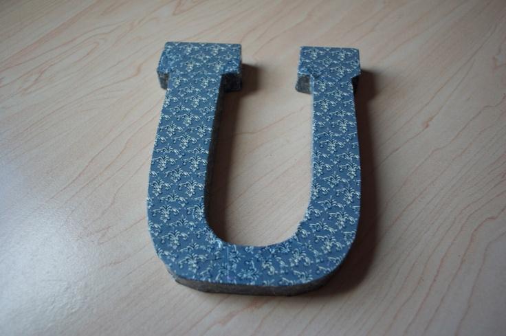 Best 25+ Decorate Wooden Letters Ideas On Pinterest