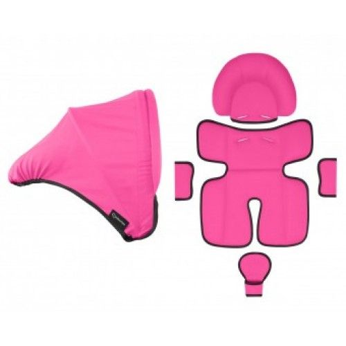 InfaSecure Arlo Infant Carrier Hood and Insert Set $55.00 online at www.smittysbabygeargalore.com or in store.