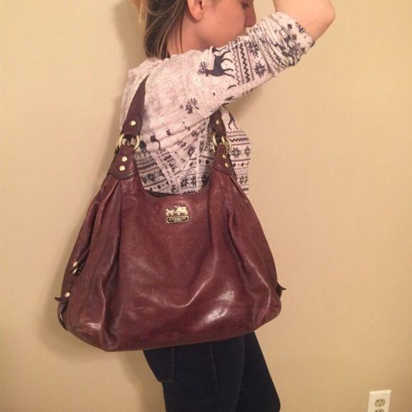 Coach bag classic style dresses