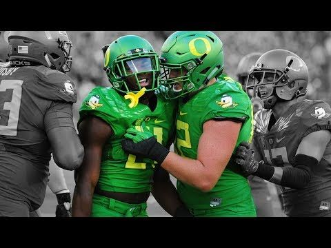 """College Football Pump Up 2017-18   """"Gangsta's Paradise""""   Trailer Highlights 2016-17 - YouTube"""