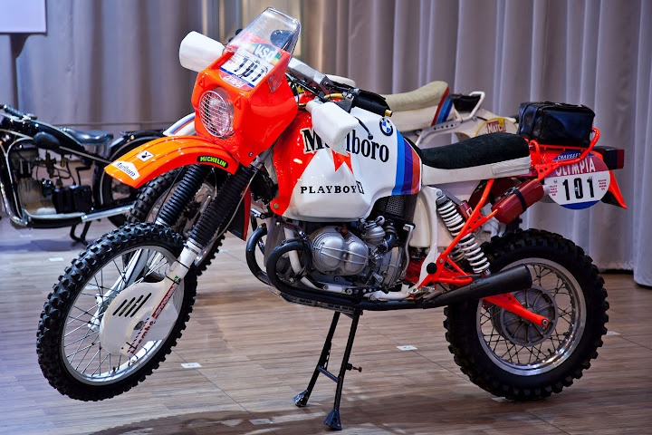 BMW GS-Airheads :: View topic - THE MAKING OF A 1985 MARLBORO-PLAYBOY GASTON RAHIER REPLICA