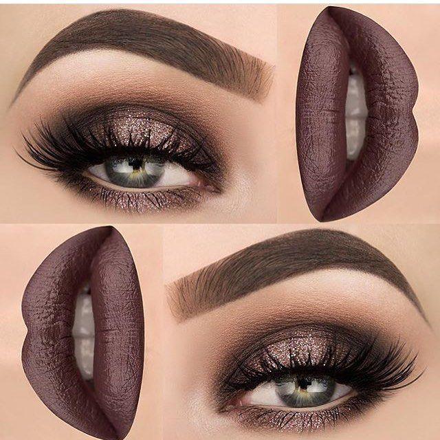 Instagram media by maquiagemx - Incrível! @makeupthang