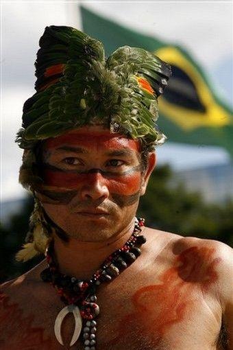 Yanomami Indian - Brazil