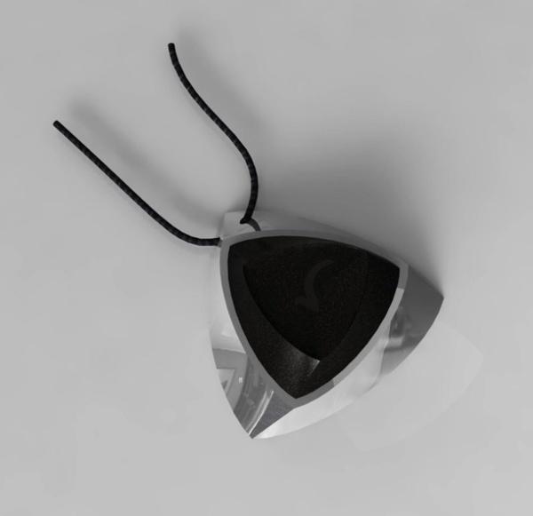 Fall Detector by Irina Alexandru/ AIRA design studio , via Behance
