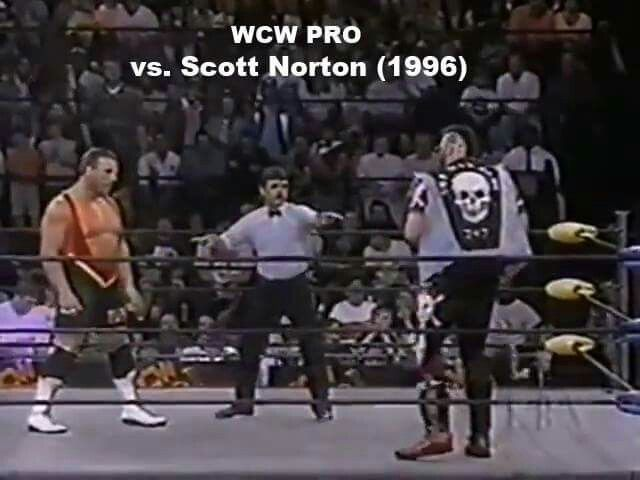 wcw halloween havoc 1991 intro