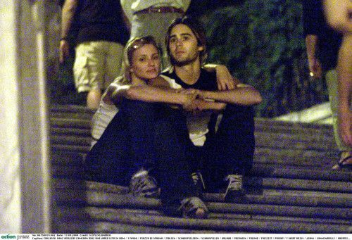 Jared Leto & Cameron Diaz : Jeez they were so fucking cute together. I think they should be together again. Jay needs woman in his age not another teenage girl.  | jalejode
