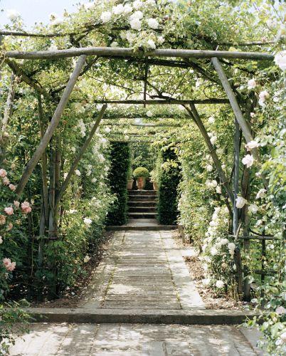the secret gardenBranches Arbors, Gardens Paths, Climbing Rose, Gardens Gates, Backyards Dreams, Gardens Spaces, The Secret Gardens, Shades Gardens, Wall Gardens