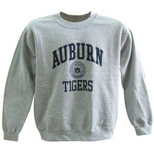 Sweatshirt Auburn/seal/tigers, Oxford | Auburn University Bookstore