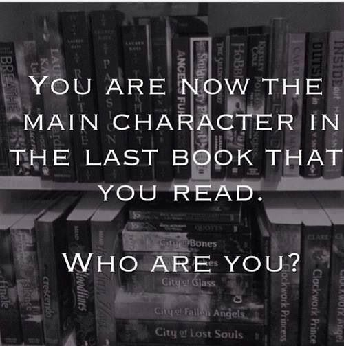 Leisel from The Book Thief. Interesting.