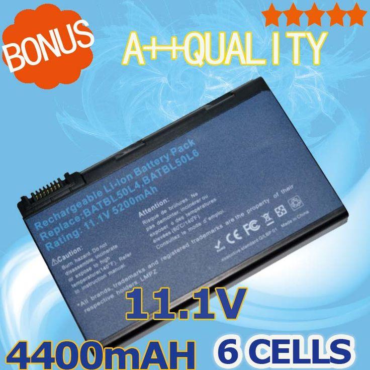 $13.84 (Buy here: https://alitems.com/g/1e8d114494ebda23ff8b16525dc3e8/?i=5&ulp=https%3A%2F%2Fwww.aliexpress.com%2Fitem%2F5200mAh-battery-for-Acer-Aspire-3100-5100-9110-5515-5187-5515-5831-5515-5879-3690%2F755384400.html ) 4400mAh battery for Acer Aspire 3100 3690 5100 5110 5515 5610 5630 5650 5680 9110 9120 9800 9810 BATBL50L4 BATBL50L6 BATCL50L6 for just $13.84