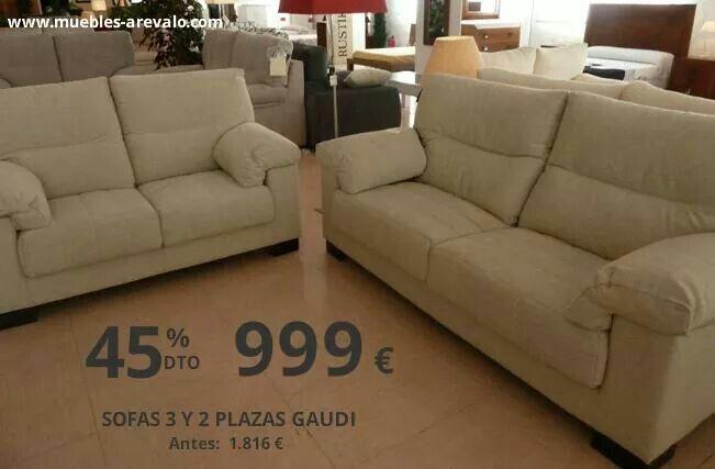 #muebles #sofas #ofertas-muebles #descuentos_muebles  www.muebles-arevalo.com