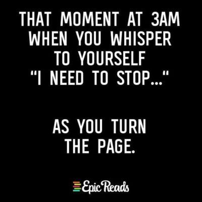 addicted to reading - 23 Things All Binge-Readers Can Relate To