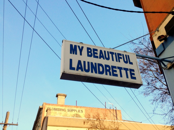 An attractive washing place, Brunswick Street, Fitzroy.