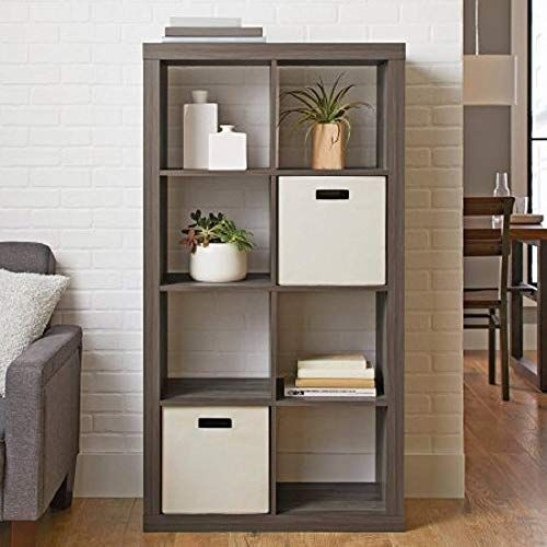 fbae6f59a9051a97589c8138ed199c51 - Better Homes And Gardens 4 Cube Organizer Rustic Gray