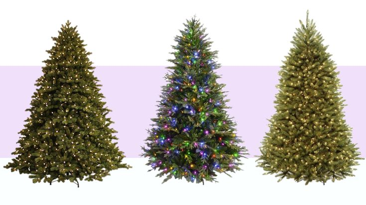 8 Best Fake & Artificial Christmas Trees In 2016