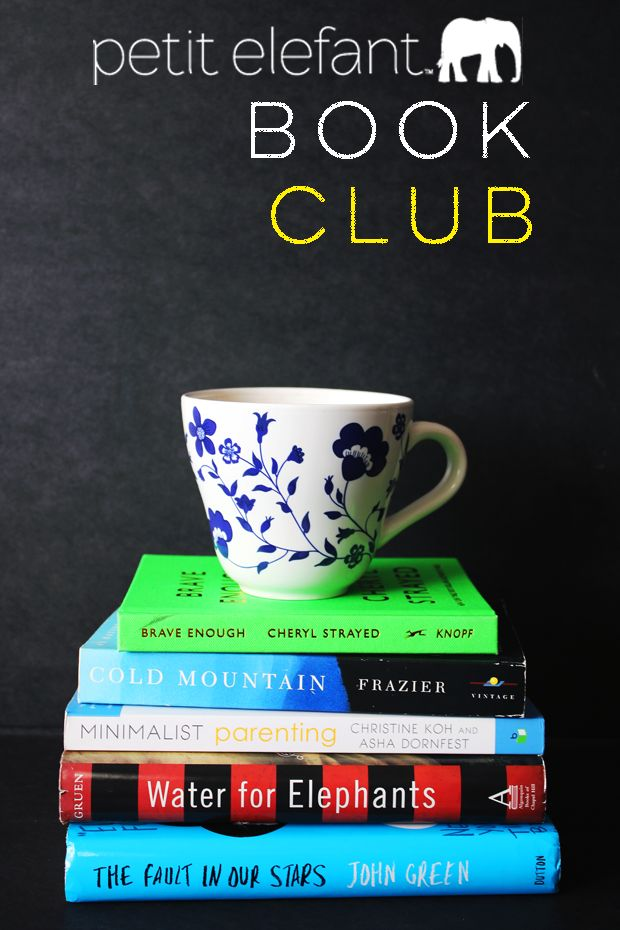 Reading Recommendations For My Online Book Club - A great list of classic books to read! via Petit Elefant #book #books #bookclub #bookclubbooks
