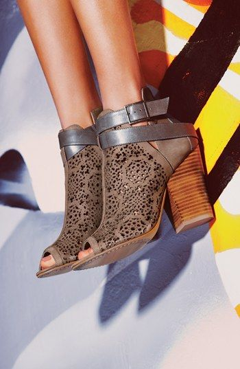 I WANT THESE SO BAD!!! Vince Camuto 'Maizy' Bootie (Nordstrom Exclusive) | Nordstrom