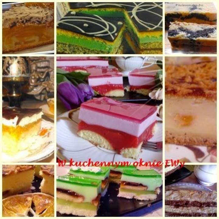 Pyszne ciasta na moim blogu