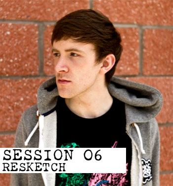 SESSION 06: RESKETCH  With his Yearner EP fresh out on Marcin Czubala's label Your Mama's Friend, the fast-rising Liverpool-based star delivers a belter of a mix for EQTV's exclusive series…