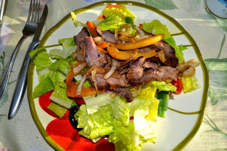 Teriyaki Beer Marinaded Flank Steak | Recipes I've made | Pinterest