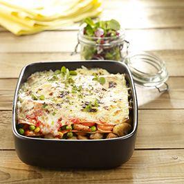 Kuracie lasagne