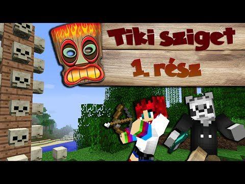 Tiki Sziget Survival Map - A megélhetés alapjai - 1. rész