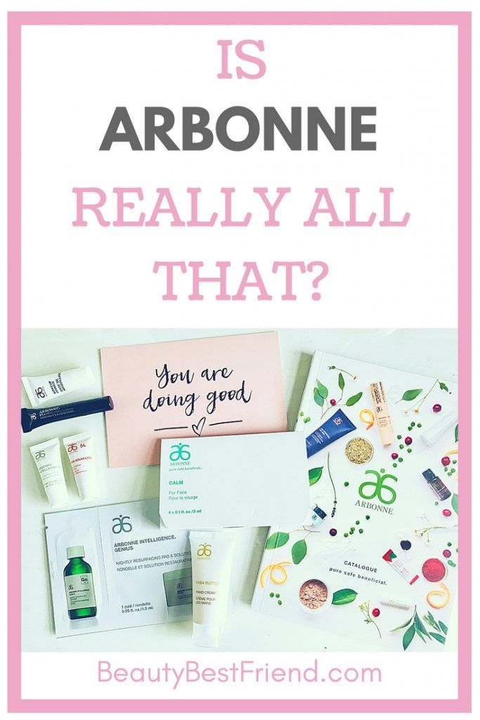 Is Arbonne really all that? In my blog post I review a large selection of Arbonne skincare, bodycare & make-up products to see if they're really as good as people say they are. Read my blog post to see what I think. Arbonne skincare | Arbonne makeup | Arbonne review