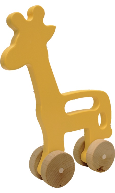 MANNY + SIMON  Giraffe  $38