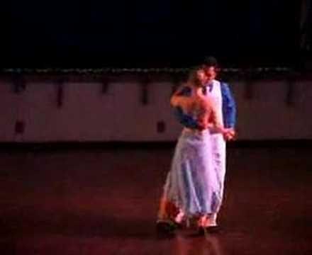 ▶ Bolero - Escola de Dança de Salão Cia La Luna - YouTube  (watch the lady - she is good!)