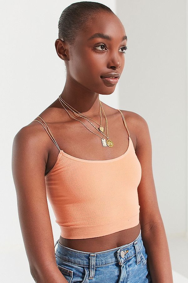 4a07b9e33f Out From Under Markie Seamless Cropped Cami   sl   Cropped cami ...