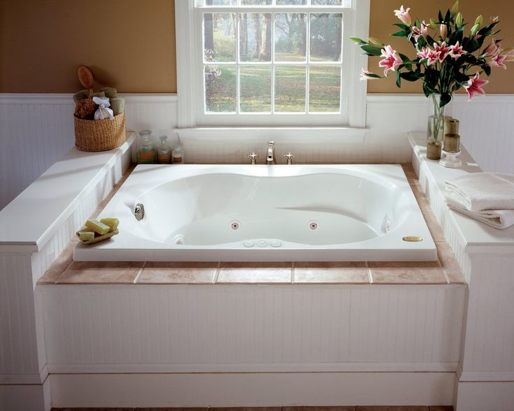 whirlpool tub. Upgrade Your Bathroom with Whirlpool Tub  Beadboard And With Window Treatment Also Interior Best 25 Jacuzzi bathtub ideas on Pinterest bathroom