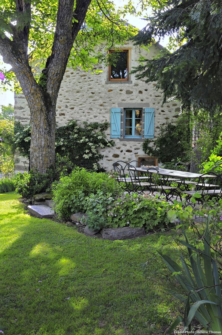 25 best ideas about french cottage garden on pinterest french garden ideas french country - Beau jardin terrasse pau ...