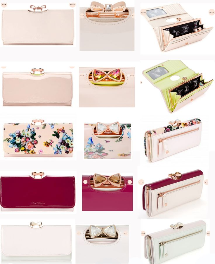 ted baker wallets