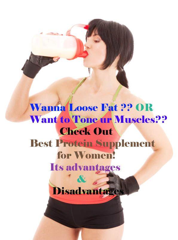 Best Protein Supplements Women Must Take !!!!!!