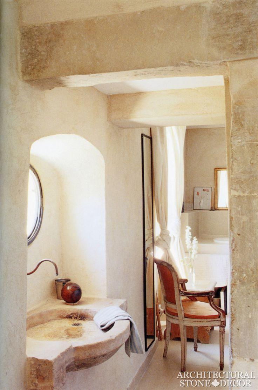Contemporary bathroom philadelphia by abruzzi stone amp flooring -  Antique Stone Carved Bathtubs Showers Limestone Tubs Sink