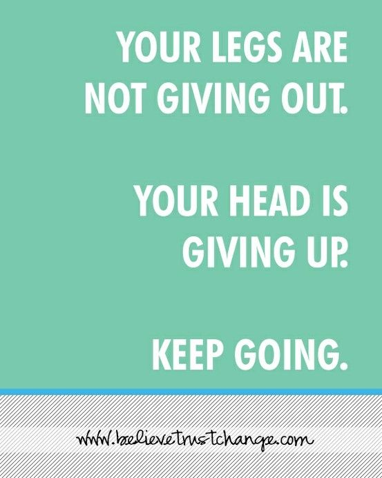 never give up!Fit, Remember This, Quote, Motivation, Keep Going, So True, Keep Running, Work Out, Workout