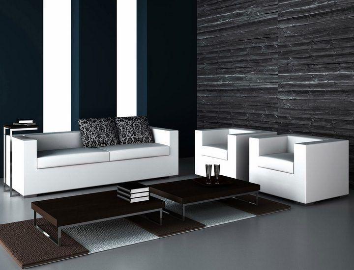 black nesting tables living room furniture